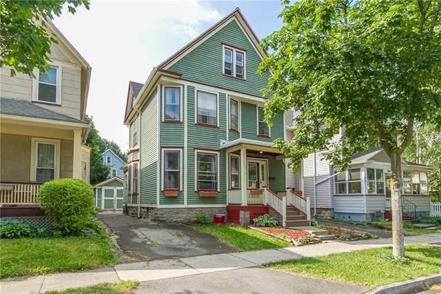 609 Linden Street, Rochester, NY 14620 (MLS #R1343388) :: TLC Real Estate LLC