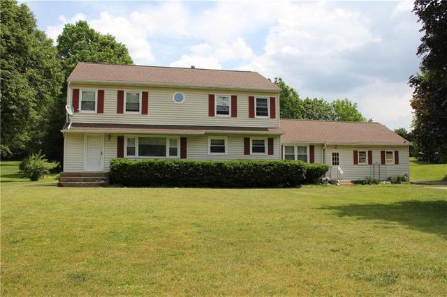 22 Berry Lane, Chili, NY 14514 (MLS #R1343426) :: 716 Realty Group