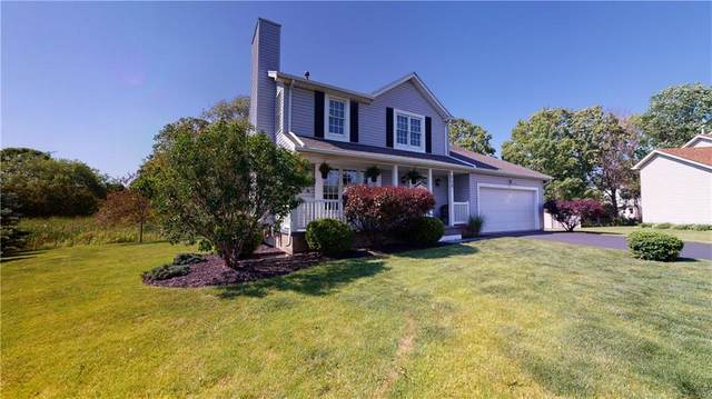 208 Donielle Circle, Clarkson, NY 14420 (MLS #R1343513) :: Robert PiazzaPalotto Sold Team