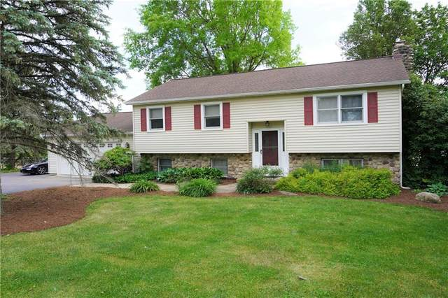 256 Cheese Factory Road, Mendon, NY 14472 (MLS #R1343515) :: Lore Real Estate Services