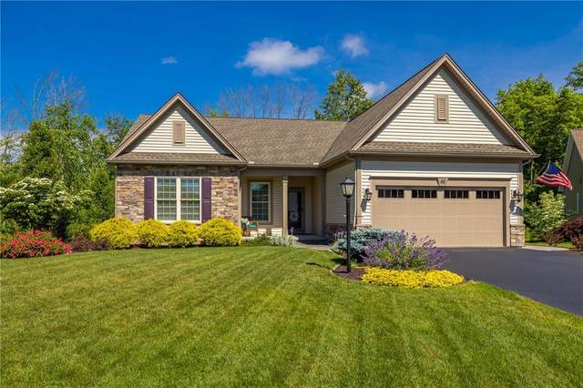 61 Timber Glen Trail, Penfield, NY 14526 (MLS #R1343571) :: Robert PiazzaPalotto Sold Team