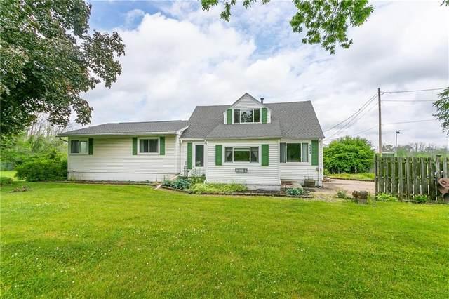 8684 W Ridge Road, Clarkson, NY 14420 (MLS #R1343661) :: Robert PiazzaPalotto Sold Team