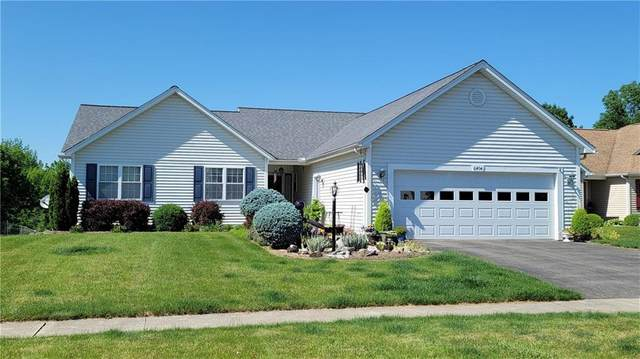 6404 Sunray Crest Drive, Victor, NY 14564 (MLS #R1343664) :: Thousand Islands Realty