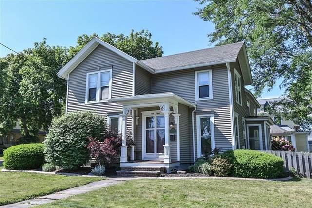 58 West Avenue, Ogden, NY 14559 (MLS #R1343749) :: BridgeView Real Estate Services