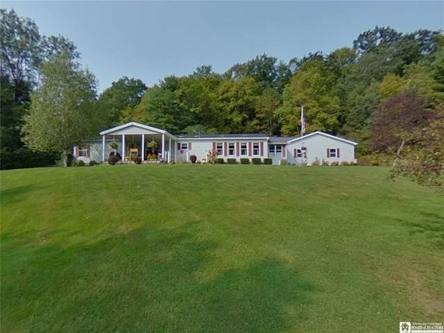 335 County Road 33, Bolivar, NY 14715 (MLS #R1343860) :: BridgeView Real Estate Services