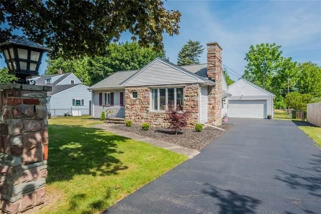 534 Countryside Lane, Webster, NY 14580 (MLS #R1343870) :: Robert PiazzaPalotto Sold Team