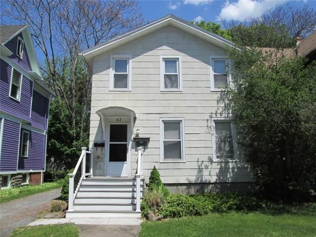 42 Harlem Street, Rochester, NY 14607 (MLS #R1343971) :: Robert PiazzaPalotto Sold Team