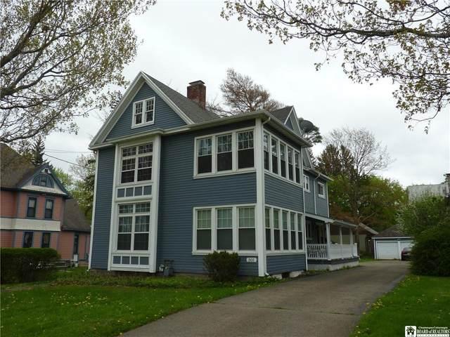 505 Fairmount Avenue, Ellicott, NY 14701 (MLS #R1344057) :: TLC Real Estate LLC