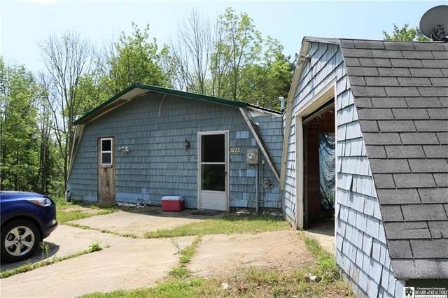 769 Waterman Road, Ellington, NY 14747 (MLS #R1344101) :: BridgeView Real Estate Services