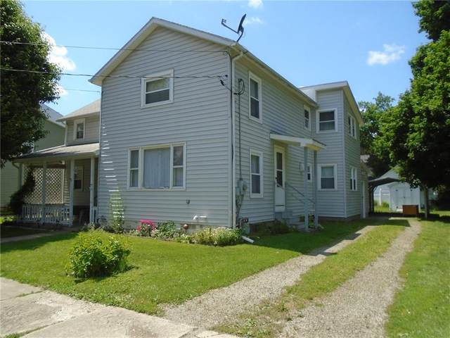 66 Maple Street, Canisteo, NY 14823 (MLS #R1344188) :: Robert PiazzaPalotto Sold Team
