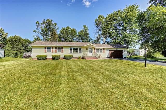 137 Camelot Drive, Henrietta, NY 14623 (MLS #R1344264) :: Lore Real Estate Services