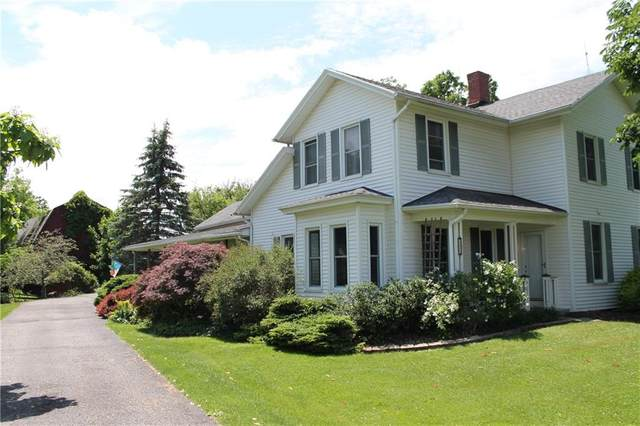 6235 State Route 5 And 20, Canandaigua-Town, NY 14424 (MLS #R1344278) :: Robert PiazzaPalotto Sold Team