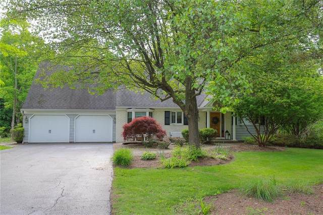 1211 Creekside Trail, Webster, NY 14580 (MLS #R1344314) :: Robert PiazzaPalotto Sold Team