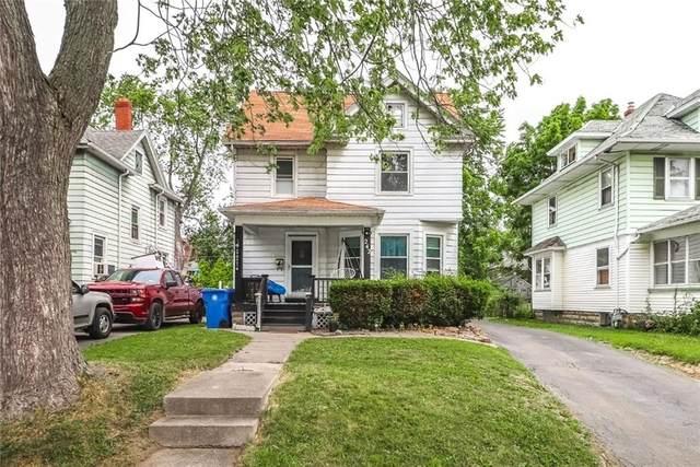 242 Kislingbury Street, Rochester, NY 14613 (MLS #R1344441) :: Robert PiazzaPalotto Sold Team