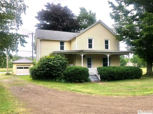 10968 Bennett State Road, Hanover, NY 14062 (MLS #R1344454) :: BridgeView Real Estate Services