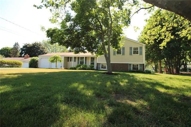 605 Hard Road, Webster, NY 14580 (MLS #R1344536) :: Robert PiazzaPalotto Sold Team