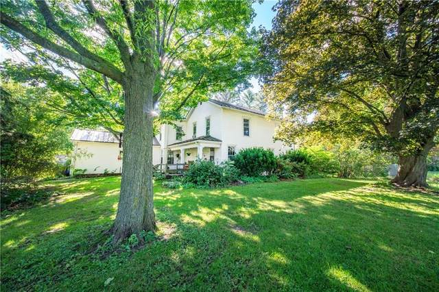 352 High St Street, Victor, NY 14564 (MLS #R1344545) :: Robert PiazzaPalotto Sold Team