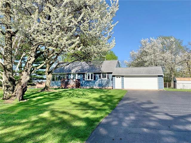 300 Beckwith Road, Henrietta, NY 14586 (MLS #R1344596) :: Thousand Islands Realty
