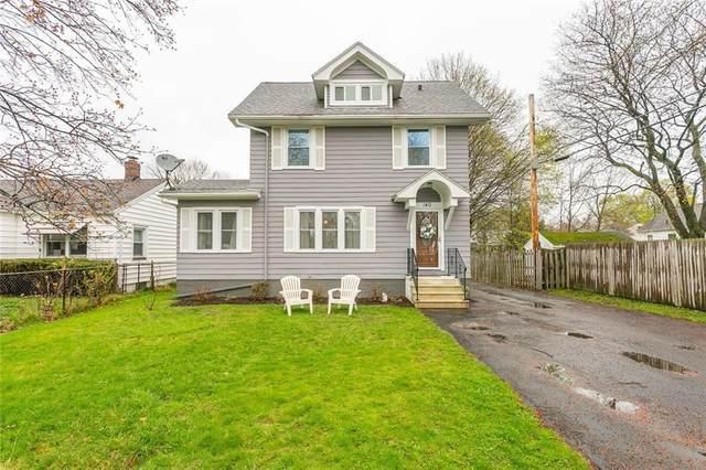 140 Montcalm Drive, Irondequoit, NY 14617 (MLS #R1344602) :: Robert PiazzaPalotto Sold Team