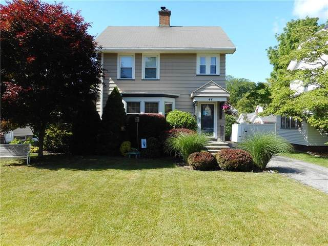 44 Briarcliffe Road, Irondequoit, NY 14617 (MLS #R1344605) :: Robert PiazzaPalotto Sold Team