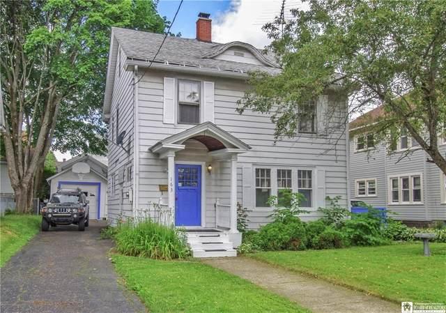 163 Bowen Street, Jamestown, NY 14701 (MLS #R1344623) :: BridgeView Real Estate Services