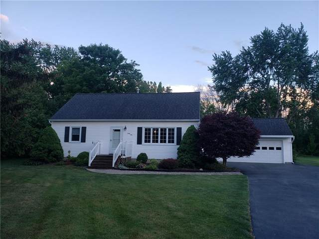 45 Colby Street, Ogden, NY 14559 (MLS #R1344635) :: Robert PiazzaPalotto Sold Team