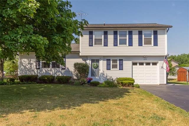 206 Briarwood Lane, Wheatland, NY 14546 (MLS #R1344675) :: Robert PiazzaPalotto Sold Team