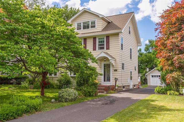 38 Briarcliffe Road, Irondequoit, NY 14617 (MLS #R1344683) :: Lore Real Estate Services