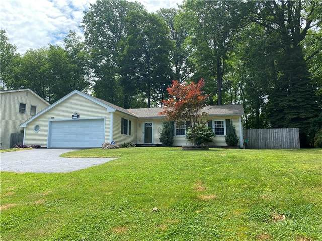 609 Vintage Lane, Greece, NY 14615 (MLS #R1344772) :: MyTown Realty