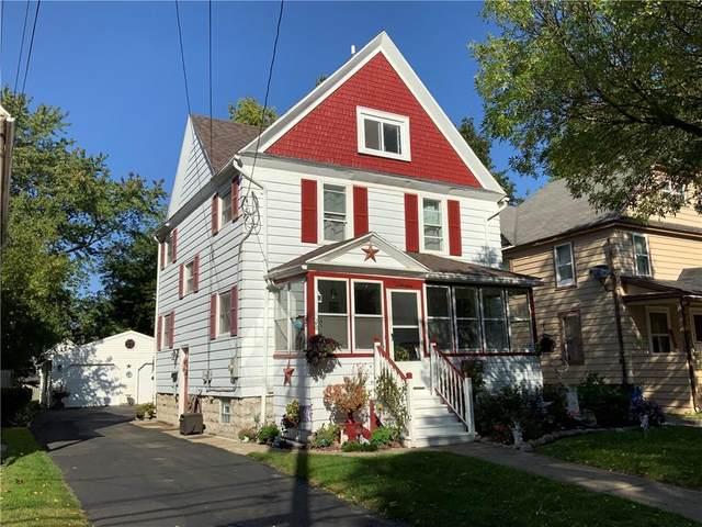 165 Ross Street, Batavia-City, NY 14020 (MLS #R1344775) :: MyTown Realty