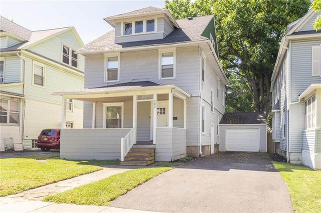 385 Seward Street, Rochester, NY 14608 (MLS #R1344790) :: Robert PiazzaPalotto Sold Team