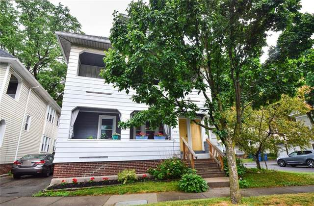 52-54 Luzerne Street, Rochester, NY 14620 (MLS #R1344846) :: Robert PiazzaPalotto Sold Team