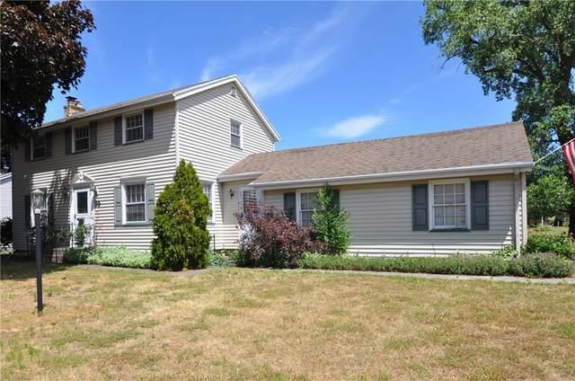 66 Meyerhill Circle W, Irondequoit, NY 14617 (MLS #R1344848) :: Robert PiazzaPalotto Sold Team