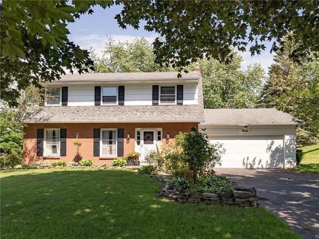 30 Waterford Way, Perinton, NY 14450 (MLS #R1344888) :: Robert PiazzaPalotto Sold Team
