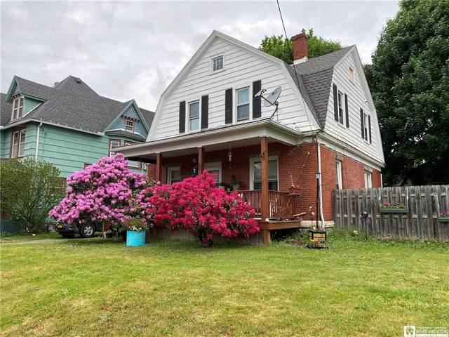 75 Newton Avenue, Jamestown, NY 14701 (MLS #R1344917) :: BridgeView Real Estate Services