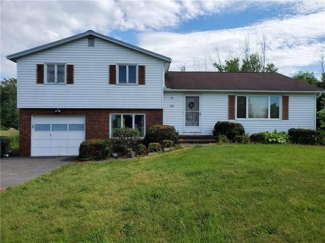 111 Brooks Road, Henrietta, NY 14586 (MLS #R1344949) :: Lore Real Estate Services