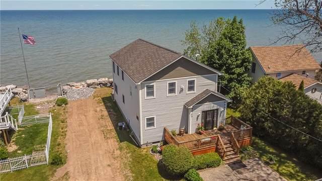 414 Lake Shore Drive, Greece, NY 14468 (MLS #R1344953) :: Lore Real Estate Services