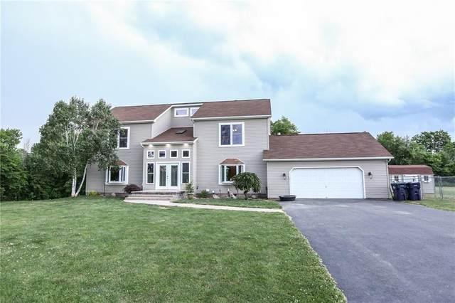 178 Rush Henrietta Townline Road, Henrietta, NY 14543 (MLS #R1345008) :: Lore Real Estate Services
