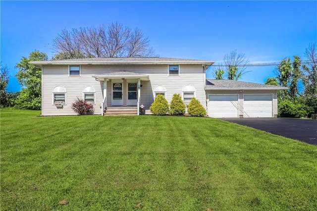 107 Gillett Road, Ogden, NY 14559 (MLS #R1345021) :: BridgeView Real Estate Services