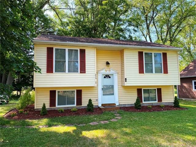 279 Wadsworth Avenue, Avon, NY 14414 (MLS #R1345083) :: BridgeView Real Estate Services