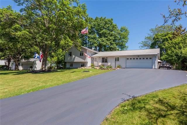 132 Campfire Road N, Henrietta, NY 14467 (MLS #R1345106) :: Lore Real Estate Services