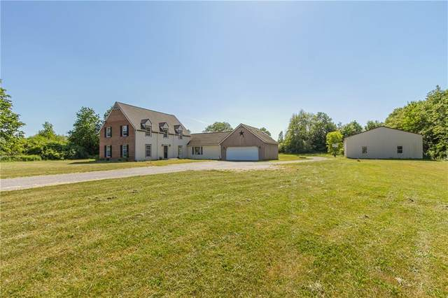 408 Mcintyre Road, Caledonia, NY 14423 (MLS #R1345127) :: BridgeView Real Estate Services