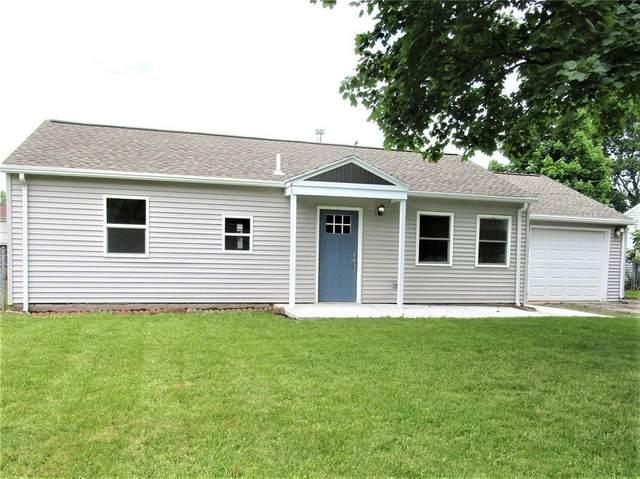 538 North Road, Wheatland, NY 14546 (MLS #R1345141) :: Robert PiazzaPalotto Sold Team