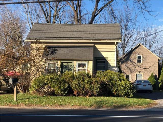 6424 State Route 96, Victor, NY 14564 (MLS #R1345153) :: Lore Real Estate Services