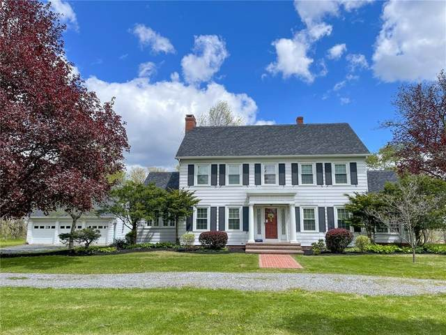 1254 State Route 96, Phelps, NY 14532 (MLS #R1345160) :: BridgeView Real Estate Services