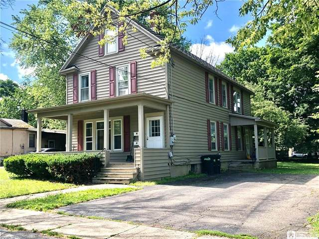 65 Cushing Street, Pomfret, NY 14063 (MLS #R1345185) :: BridgeView Real Estate Services