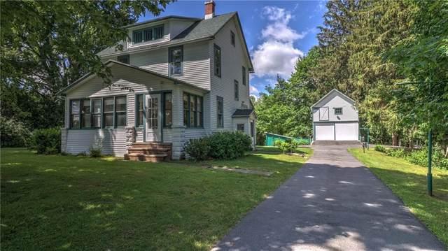 7387 State Street Road, Throop, NY 13021 (MLS #R1345234) :: BridgeView Real Estate