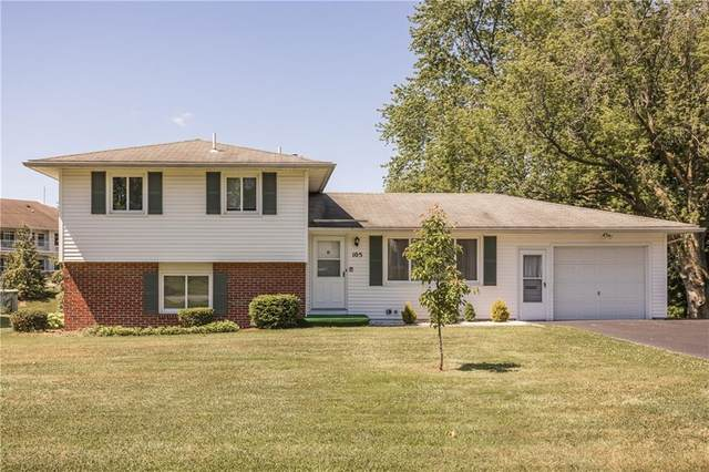 105 Dohrcrest Drive, Greece, NY 14612 (MLS #R1345248) :: Lore Real Estate Services