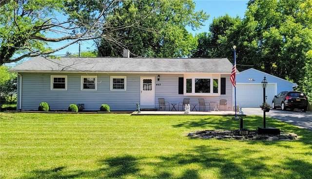 405 Hollybrook Road, Henrietta, NY 14623 (MLS #R1345341) :: Lore Real Estate Services