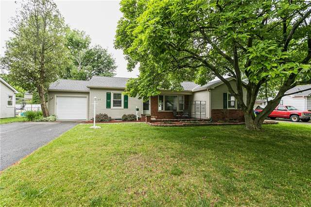 107 Charing Road, Irondequoit, NY 14617 (MLS #R1345361) :: Lore Real Estate Services